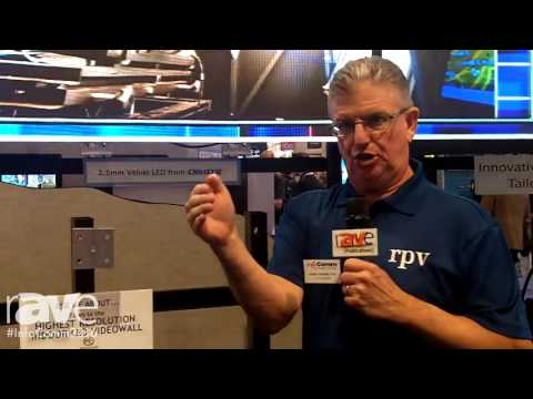 InfoComm 2016: rp Visual Solutions Provides Details on Their Booth Products