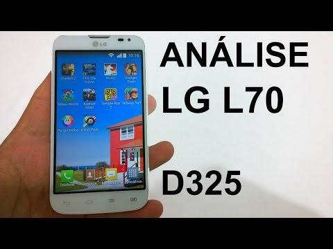 LG L70   D325 Análise do Aparelho (BRASIL)