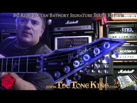 Five Finger Death Punch : Zoltan Bathory Signature Series BC Rich Guitar Review
