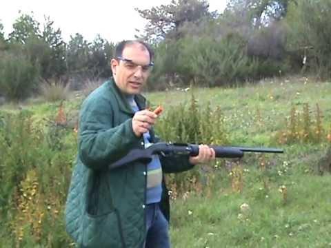 ΚΑΡΑΜΠΙΝΑ BAIKAL MP- 153 SYNTHETIC 23-2-2013 ΜΕΡΟΣ 1ο.