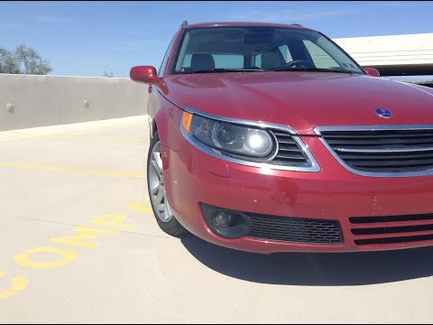 Best used car to buy. especially if you have a family. SAAB 9-5