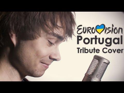 Alexander Rybak - ESC Winner 2017 Portugal -  Tribute Cover (UNOFFICIAL English Lyrics)