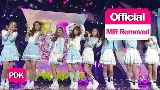 [MR Removed] Lovelyz - 그대에게 (For You) (No pre-recorded vocal)