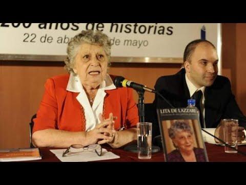 Leandro Gasco En Contacto por Radio del Pueblo con Lita de Lazzari (26 03 14)