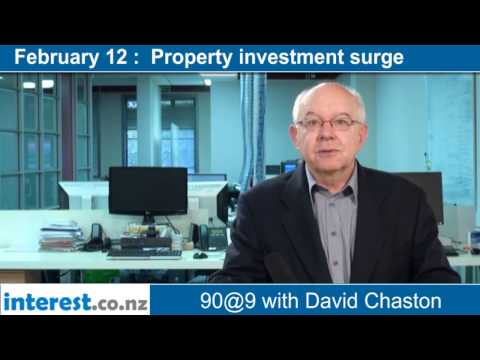 90 seconds @ 9am: Property investment surge