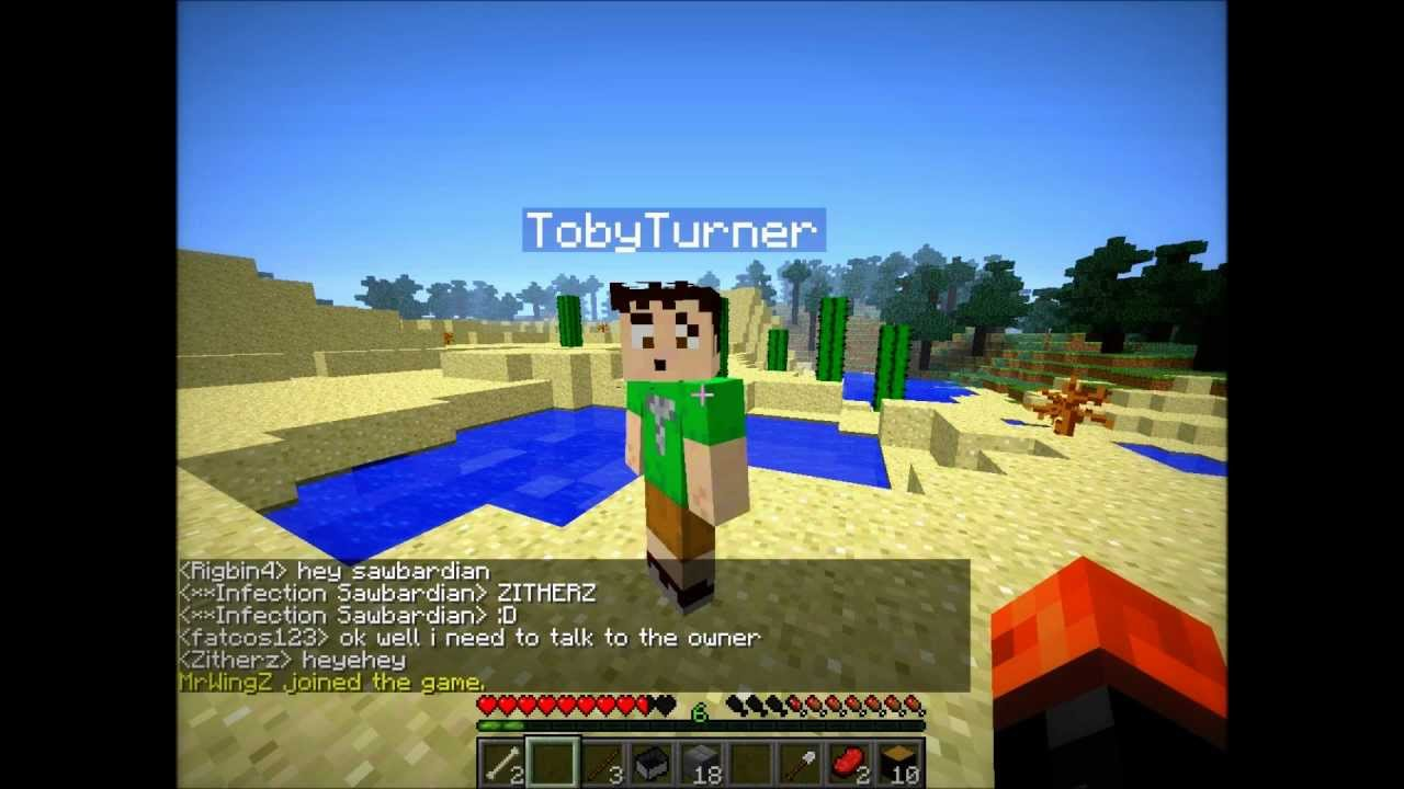 how to add a server on minecraft better together