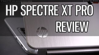 HP Spectre XT PRO review_ good looking business ultrabook