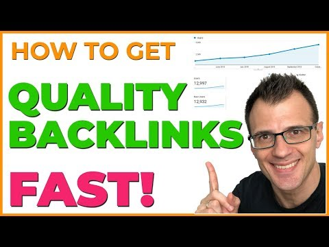 How To Get Backlinks: Build Quality Backlinks Fast