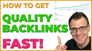 How To Get Backlinks: Build Quality Backlinks Fast