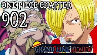 One Piece Chapter 902 Review: End Roll