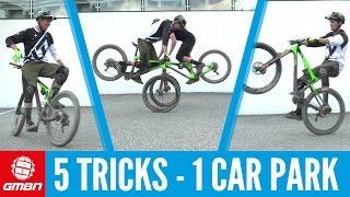 download lagu 5 Mtb Tricks, 1 Car Park – With Brendan gratis