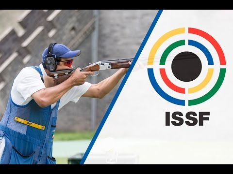 Finals Skeet Men - ISSF Shotgun World Cup in all events 2014, Beijing (CHN)