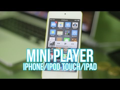 MiniPlayer: Genial reproductor de música para iPhone, iPod touch & iPad