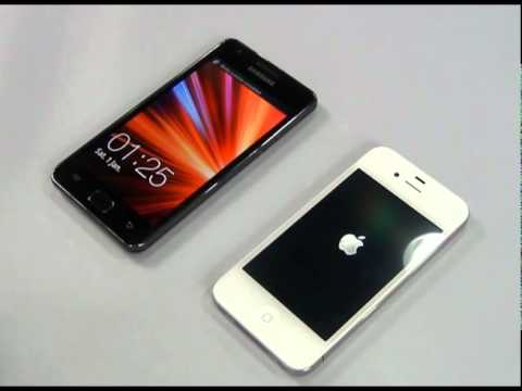 Samsung Galaxy S II vs Apple iPhone 4 White ~EXPANSYS JPチャンネルよりお届け~ Music Videos