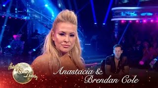 Anastacia & Brendan Cole Cha Cha to 'Lady Marmalade' - Strictly Come Dancing 2016