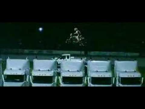 Le grand saut, extrait de Ghost Rider (2007)