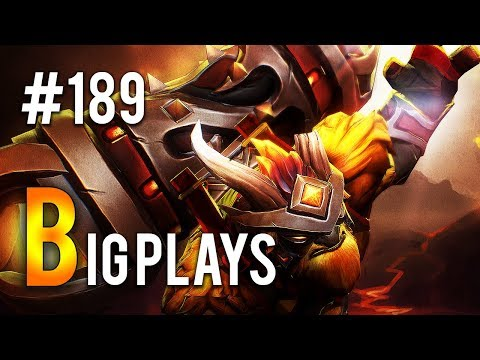 Dota 2 - Big Plays Moments - Ep. 189