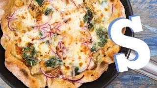 Deep Pan Pizza Recipe - SORTED