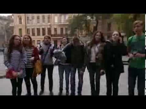"Лардан. Английский ЕвроКвест .Одесса. Песня про Одессу. Команда ""Diplomats Go""."