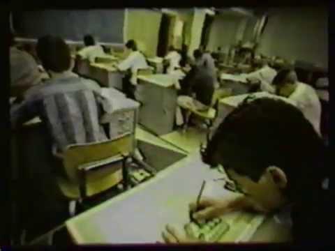 Bishop Miege High School promo 1987