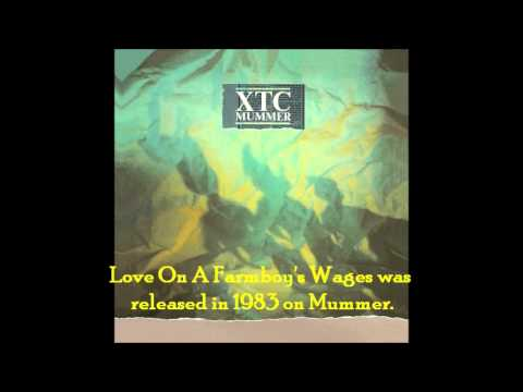 XTC - Acoustic Medley (Senses, Grass, and Farmboy) 1989