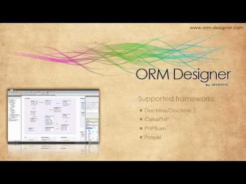 ORM Designer