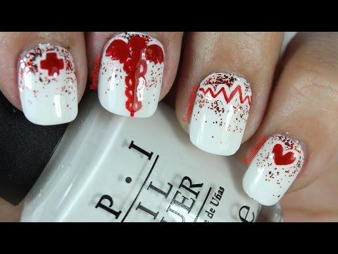 Nurse/Medical Nail Art