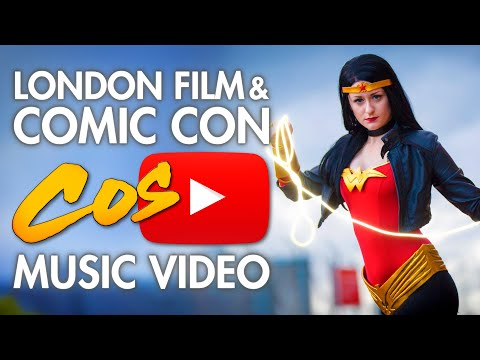 Winter London Film and Comic Con (LFCC) 2014 - Cosplay Music Video