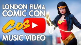 London Film and Comic Con Winter (LFCC) 2014 - Cosplay Music Video