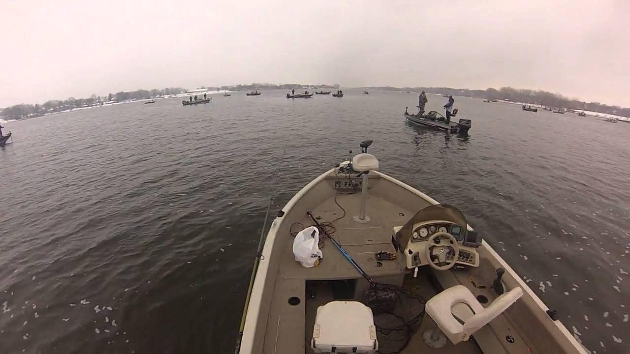 Fox River Walleyes  3 5 16
