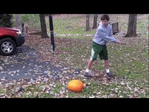 Pumpkin Destruction 3
