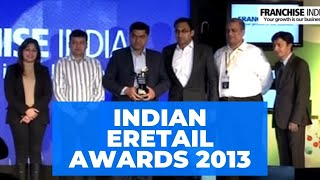 Indian eRetail Awards 2013