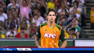 Australia vs England 2nd T20 International Highlights 2011