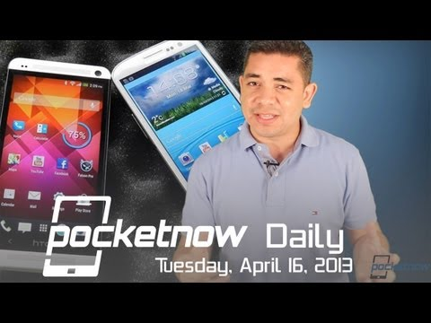 Galaxy S 4 Pre-Orders. LG Event on May 1st. Samsung vs HTC & More - Pocketnow Daily