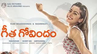 Geetha Govindam First Look | గీతతో గోవిందం  రొమాన్స్ | Latest Cinema News