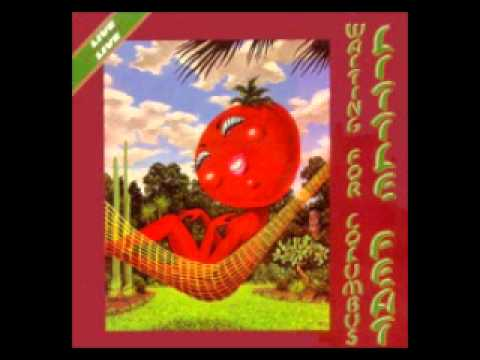 Bowie Police Little Feat/ Sail
