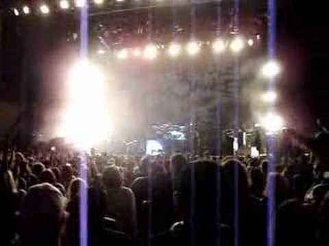 My Chemical Romance at Projekt Revolution 2007Part 3 Video