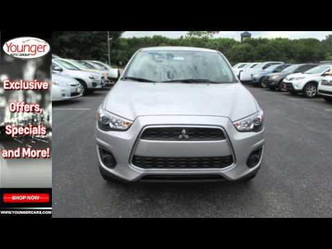 2015 Mitsubishi Outlander Sport Frederick-MD Hagerstown, MD #M2064600