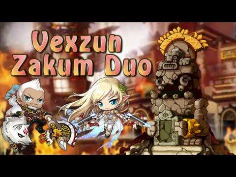 Zakum Duo with Vexzun