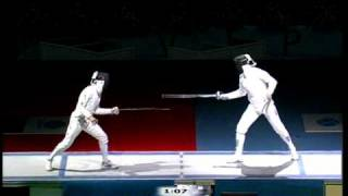Fencing CWCH 2010 Mens Epee Gold Medal Match
