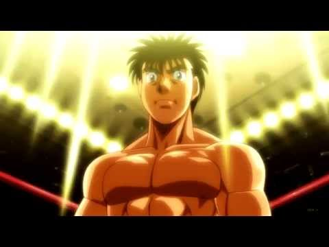 Hajime no Ippo - Trailer/AMV - The Boxing Program [HD]