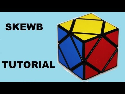 Tutorial - Como resolver el ''Skewb''