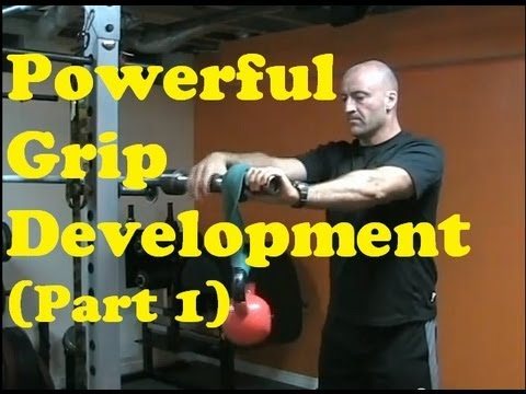 Powerful Grip Development - Part 1 Image 1