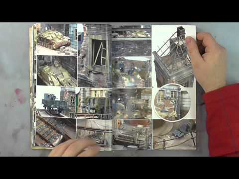 AK Interactive : The Eagle Has Landed : Diorama Book : Product Review
