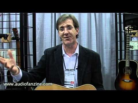 Boucher Gold Touch Video Demo [NAMM 2011]