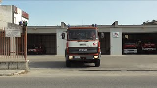 (SPARE) Iveco 190-26 APS VVF di Senigallia in Emergenza / Italian Fire Brigade in Emergency