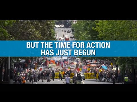 WWF Earth Hour COP21: Let's Change Climate Change Together