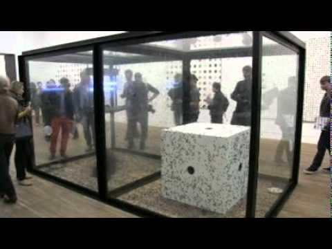 Damien Hirst se consagra en la Tate, el olimpo del arte moderno