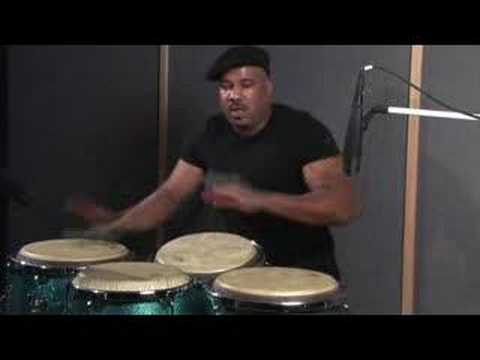 Joey Deleon conga solo Video
