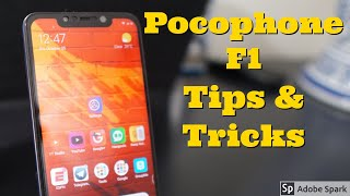 Pocophone F1 Tips/Tricks and Features